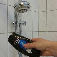Dusche und Duschgel - © Reschke