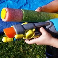 Wasserpistolen - © Reschke